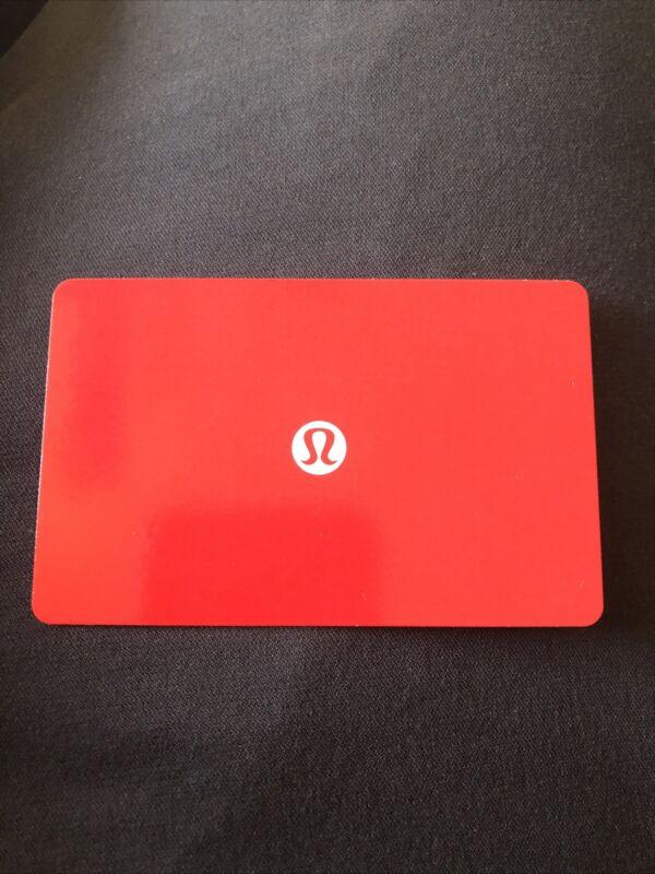 Lululemon Gift Card - $200