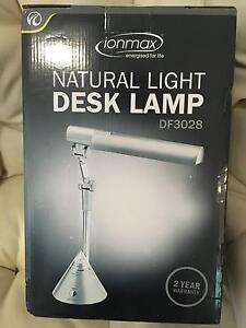 As new Ionmax Desk Lamp still w. warranty to 2018 Enfield Burwood Area Preview