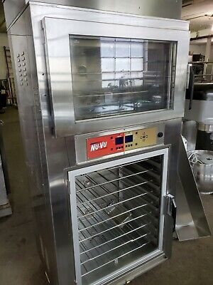 Nu-vu Oven Proofer Sub-123p Subway Plus Exhaust Hood Included