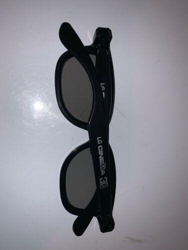 1 Pair LG Cinema 3D Glasses