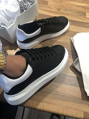 Alexander McQueen trainers Size 10