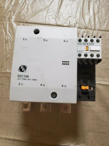 AEG EEC 150 Amp contactor