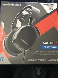 Steelseries Arctic 3 Bluetooth 7.1 gaming headset