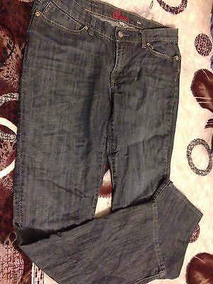 Women's Juniors Blue Cult (Kate) Bootcut Denim Jeans Size 31 Kate Bootcut Jeans