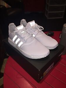Adidas NMD Triple White BRAND NEW WITH RECEIPT
