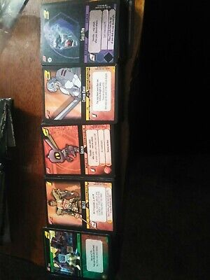 Dot Hack Enemy Trading Card Lot, 372 different cards Rare Hard to Find - Dot To Dot Hard