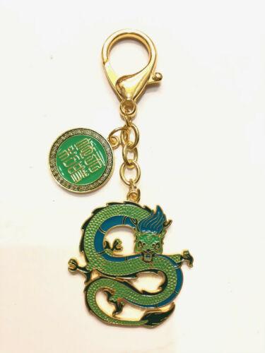 2021 Feng Shui Green Dragon Lunar Mansion Talisman Amulet
