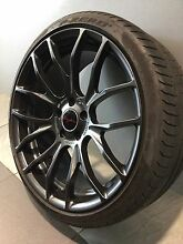 "BREYTON GTSR 19"" ALLOY WHEELS AND TYRES  Carramar Fairfield Area Preview"