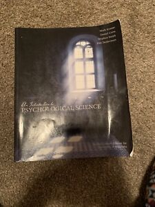 Intro to physiological science textbook