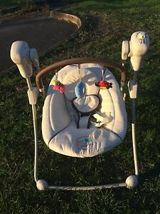 Our Secret Garden Baby Swing As new condition Upper Coomera Gold Coast North Preview