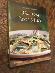 Savouring Pasta and Rice - William- Sonoma