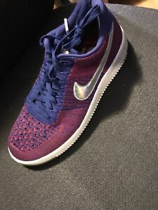 Nike airforce 1 flyknit USA