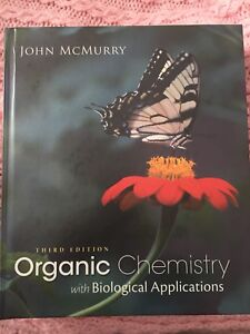 Organic Chemistry with Biological Applications by John McMurray