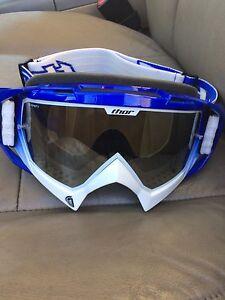 Thor Motocross goggles
