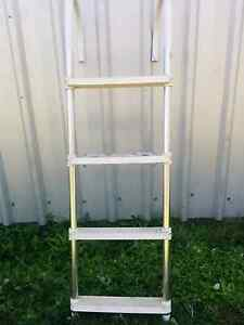 4 Step Boat Ladder Manly Brisbane South East Preview