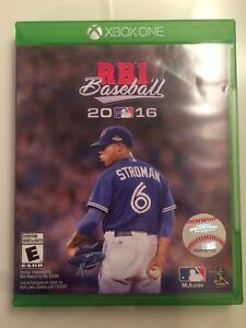 RBI Baseball 2016 (Jeu Xbox One)