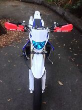 PRICE DROP!!!! YAMAHA WR450F SUPERMOTO/ENDURO BIKE Toowong Brisbane North West Preview