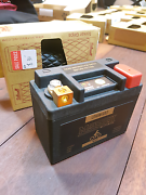 NEW Motocell Lithium Gold batteries for motorcycles Cloverdale Belmont Area Preview