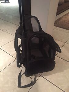 Snoozer Pet Travel Carrier 4 in 1