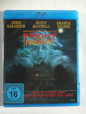 Fright Night - Die rabenschwarze Nacht - Roddy McDowall, Chris Sarandon, Horror ()
