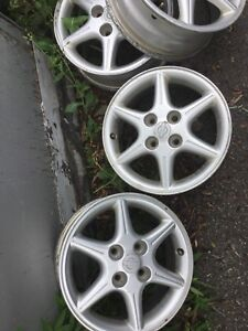 Mags Jantes Mags  NISSAN  16X6.1 4 bolts 114.3 offset +h45