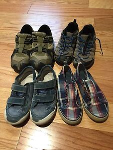 Boys Shoes - Naturino Gap Merrell Geox Crocs  - $10 for ALL