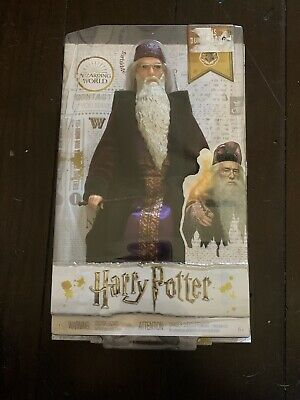 Mattel - Harry Potter Wizarding World Albus Dumbledore 10 Doll