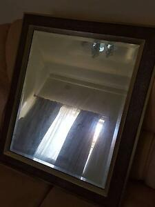 Mirror medium size used Croydon Burwood Area Preview