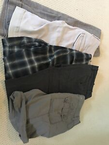 Shorts and capris (size 5/6 and small)