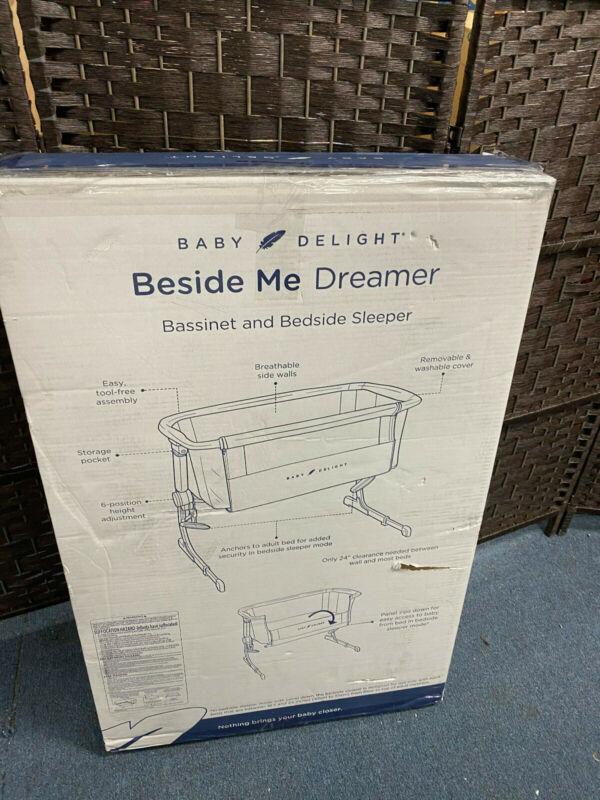 Baby Delight 2 in 1 Bedside Sleeper
