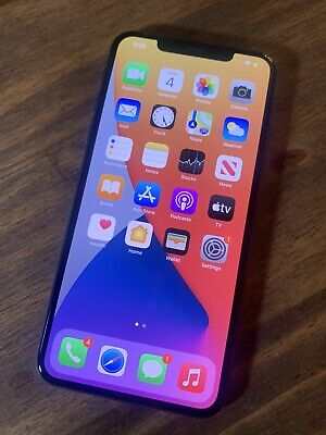 Apple iPhone 11 Pro Max 64GB (Gold) AT&T tested fully functional preowned