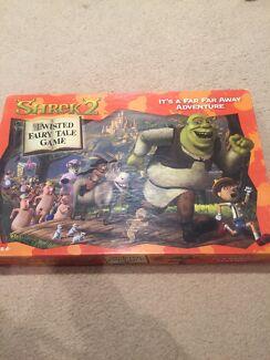 Shrek board game