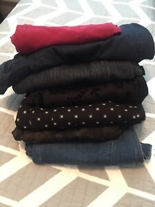 Women's size 18 pants bundle. ($20 for entire bundle)