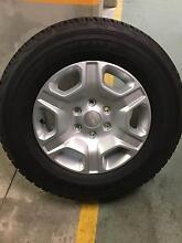 "4 x new 17"" Dunlop AT22 Grandtrek tyres Rivervale Belmont Area Preview"