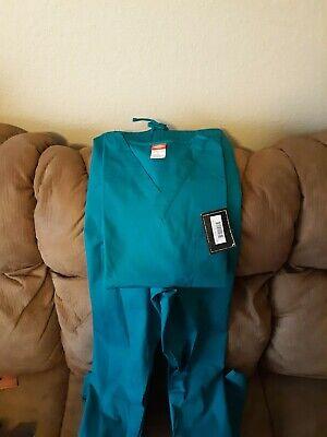 Dickies Med Medical Uniform/Scrub Set  - Teal