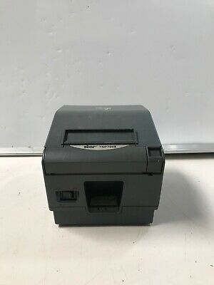 Star Tsp700ii Thermal Parallel Receipt Printer Ethernet