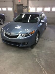 2009 Acura TSX tech package