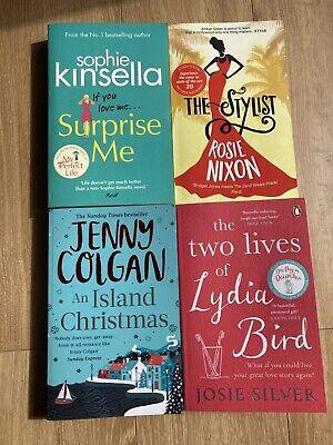 Bundle Of Womens Fiction Books - Sophie Kinsella, Jenny Colgan, Lydia Bird