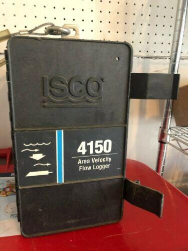 Teledyne ISCO 4150 Area Velocity Flow Logger