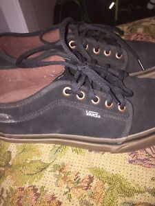 Men's Vans shoes