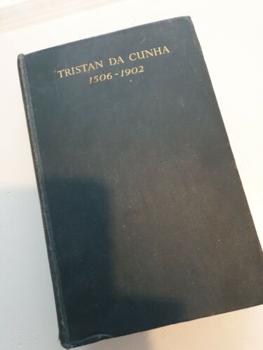 Tristan da Cunha 1506-1902J Brander