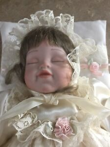 Limited edition Claudia Ashton Drake Porcelain Doll