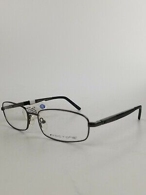 Octo 180 Eyeglasses D49 Rx M Virtuoso II GUN/MGUN 56-16-135 (Octo Glasses)