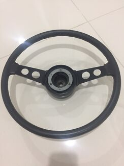 Mazda steering wheel Seacombe Gardens Marion Area Preview