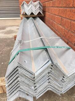 Galvanized lintels