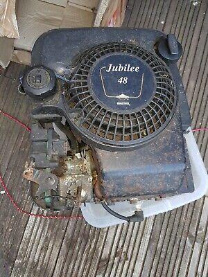 Lawnmower Engine Hayter Jubilee 48