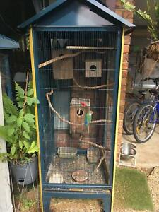 Patio cage for sale, used condition some rust at bottom Brisbane City Brisbane North West Preview