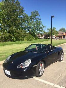 2003 Porsche Boxster S convertible for sale