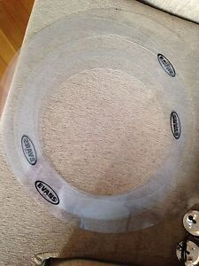 5 Piece Pearl Export drum kit with  hardware St. John's Newfoundland image 8