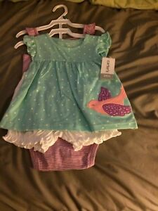 New with tags from Carter's baby girl clothes 18 - 24 maths